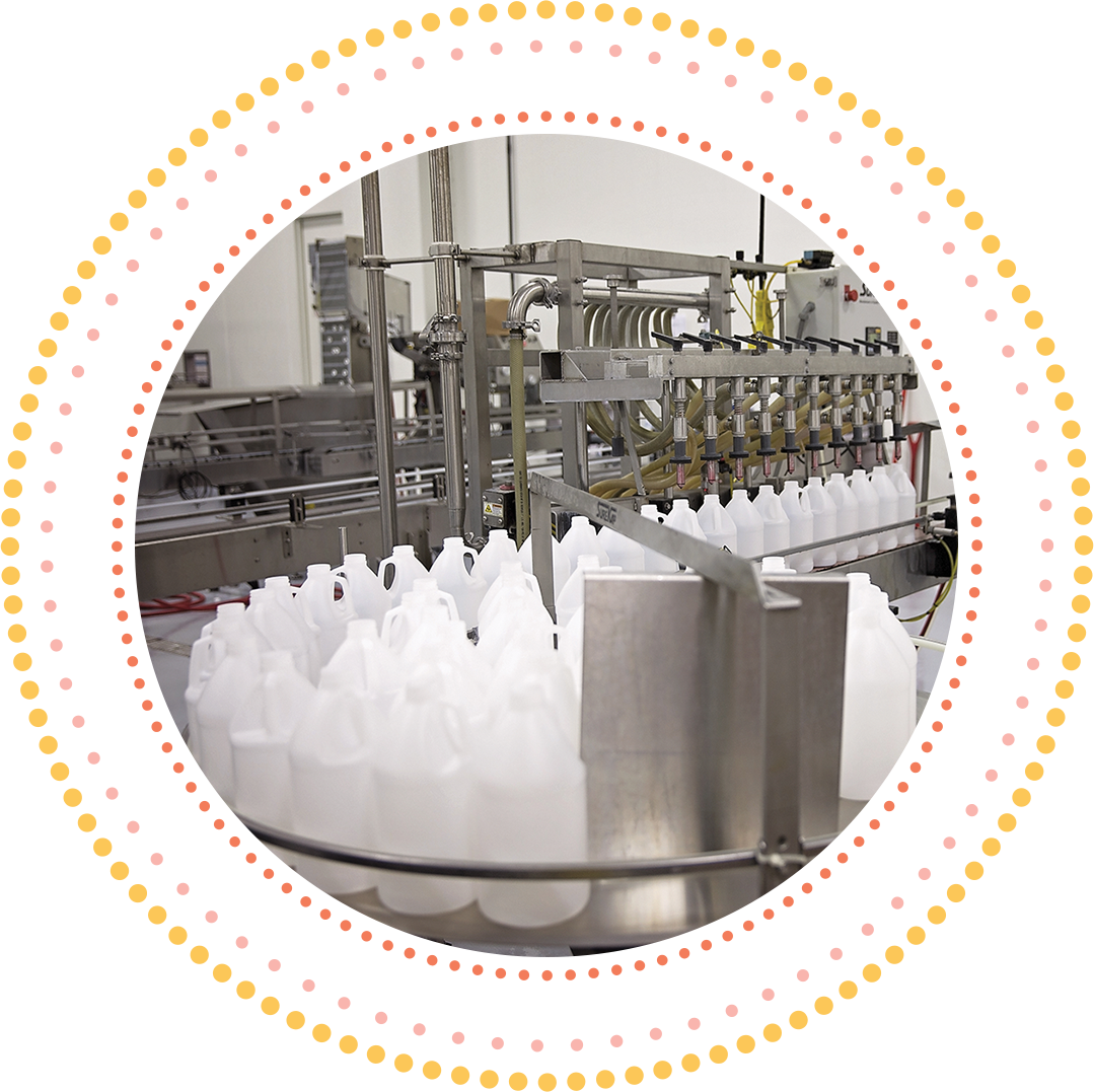beverage production