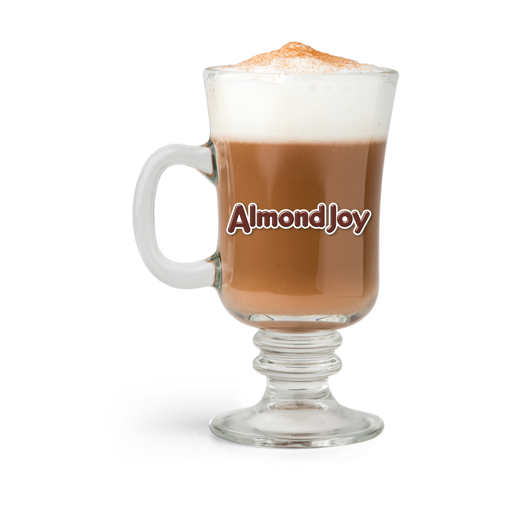 ALMOND JOY Flavored Cappuccino