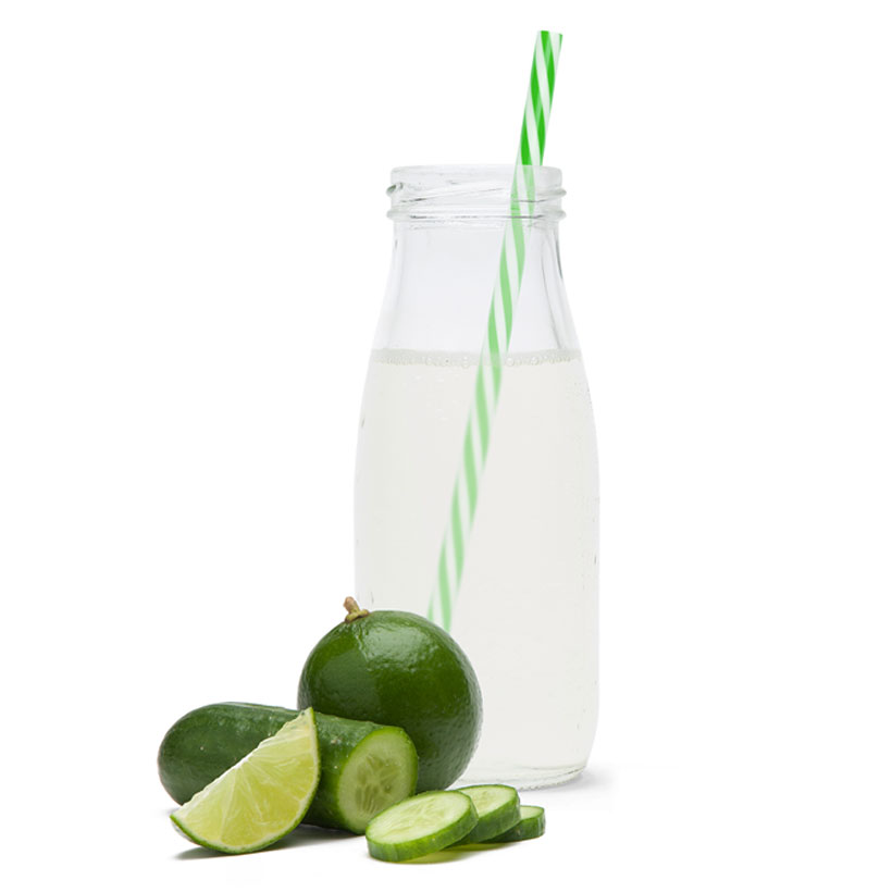 Cucumber Lime Juice Drink