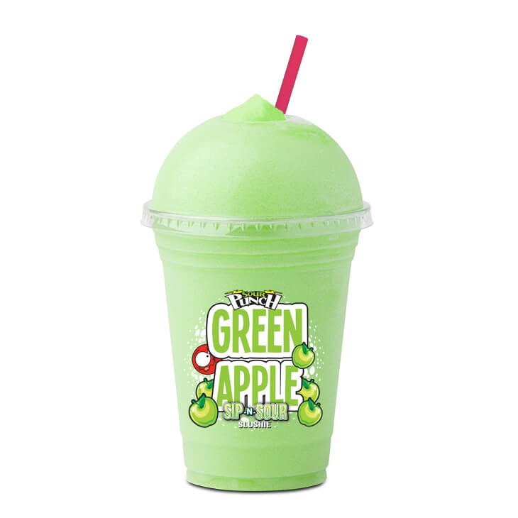 Sour Green Apple