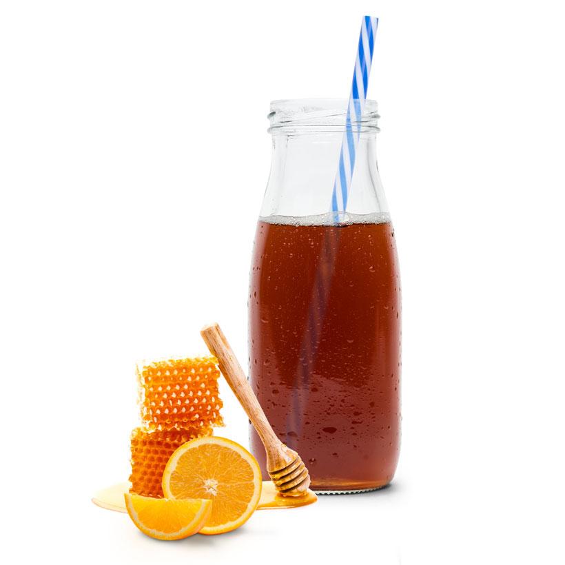 Honey Citrus Tea