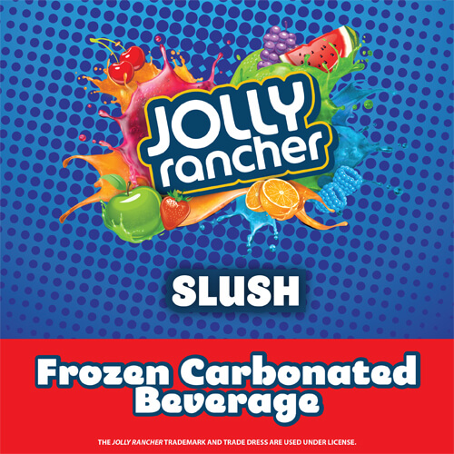 Jolly Rancher Slush Frozen Carbonated Beverages Featured Image