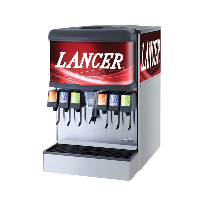 Ice Beverage Dispensers