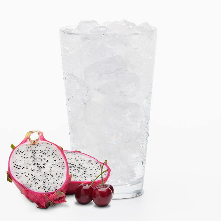 Black Cherry Dragonfruit Sparkling Water