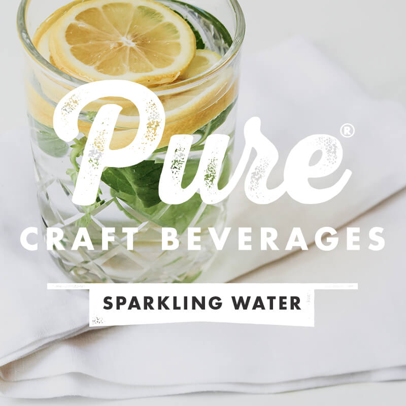 Pure Sparkling Water Featured Image