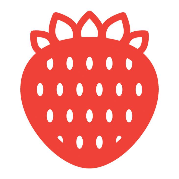 Strawberry Flavor Shot